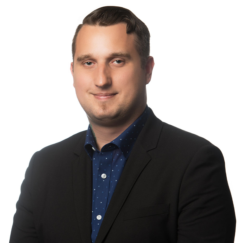 Brady Calancie is an Export Navigator advisor specializing in businesses looking to export outside of B.C